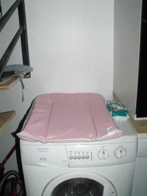 Nounouaudrey assistante maternelle agr e page 9 - Table a langer pour machine a laver ...